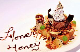 捷運周邊美食,國父紀念館站,花間蜜Flowers Honey蔬食餐廳(邀約)