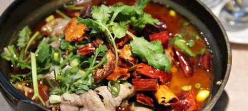 【台北-新北投-周邊美食】奇岩一號餐廳_川料理,玩轉北投
