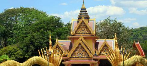 ♫雪蘭莪的必遊景點,PJ泰國皇家廟宇