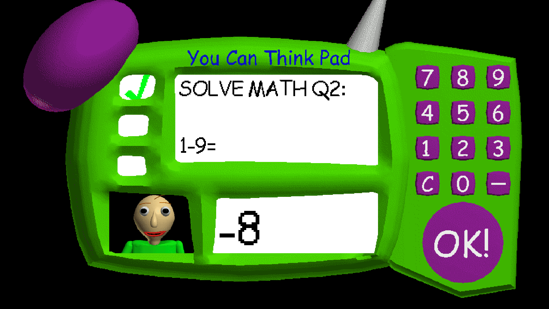 Möbel 4 You Baldi S Basics In Education And Learning By Mystman12