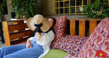 SHE CAFE    胡志明文青風咖啡館,擁有瑪麗蓮夢露和安潔莉娜裘莉的人氣座位,是個放鬆心情喝杯涼飲的好所在!