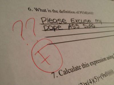 Hilarious Exam Answers. Part 2 (23 pics) - Picture #22 - Izismile.com