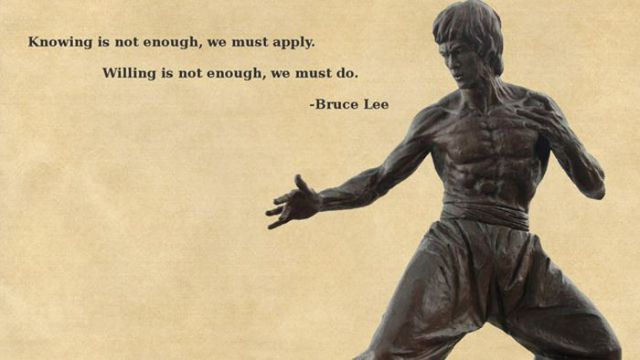 Cute Money Wallpaper Bruce Lee S Most Inspiring Quotes 15 Pics Picture 12