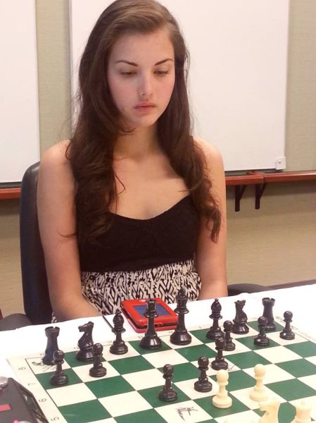 Lovely Girl Smile Wallpaper This Girl Might Be The Sexiest Chess Player In The World