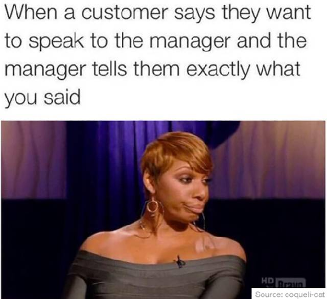 The Bitter-Truth Jokes About Working In Customer Service (19 pics