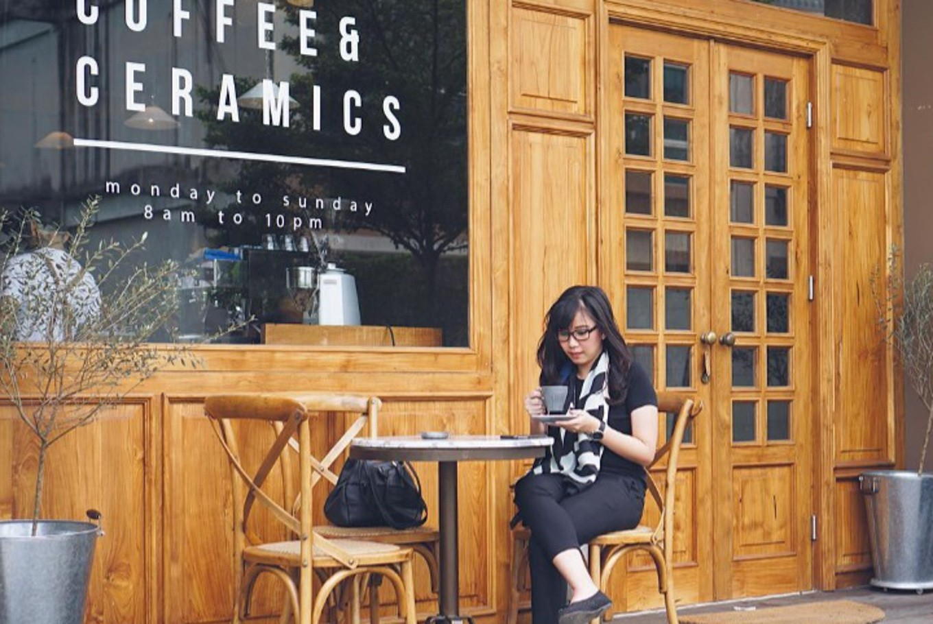 Coffee Art Jakarta Cool Coffee Shops In Jakarta You Might Not Know Existed