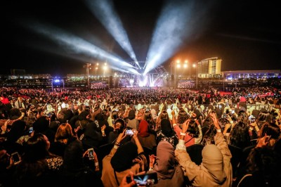 Saudi Arabia is about to have its first ever DJ party ...