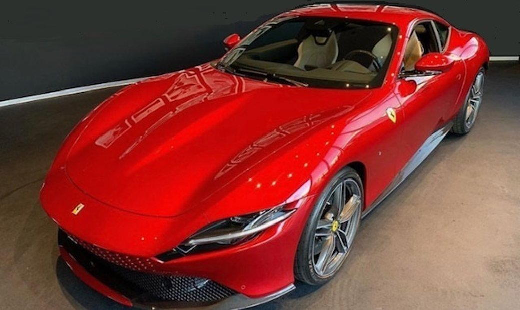 2021 ferrari for sale