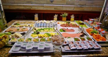 [土耳其食誌]Istanbul:伊斯坦堡早餐.Open breakfast buffet at Palato Café Restaurant