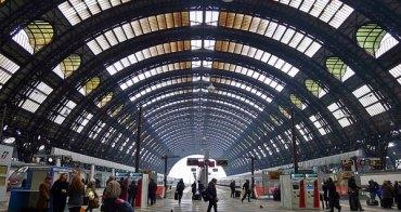 [義大利遊誌]Venice:米蘭車站.Train to Milan and Milano Centrale
