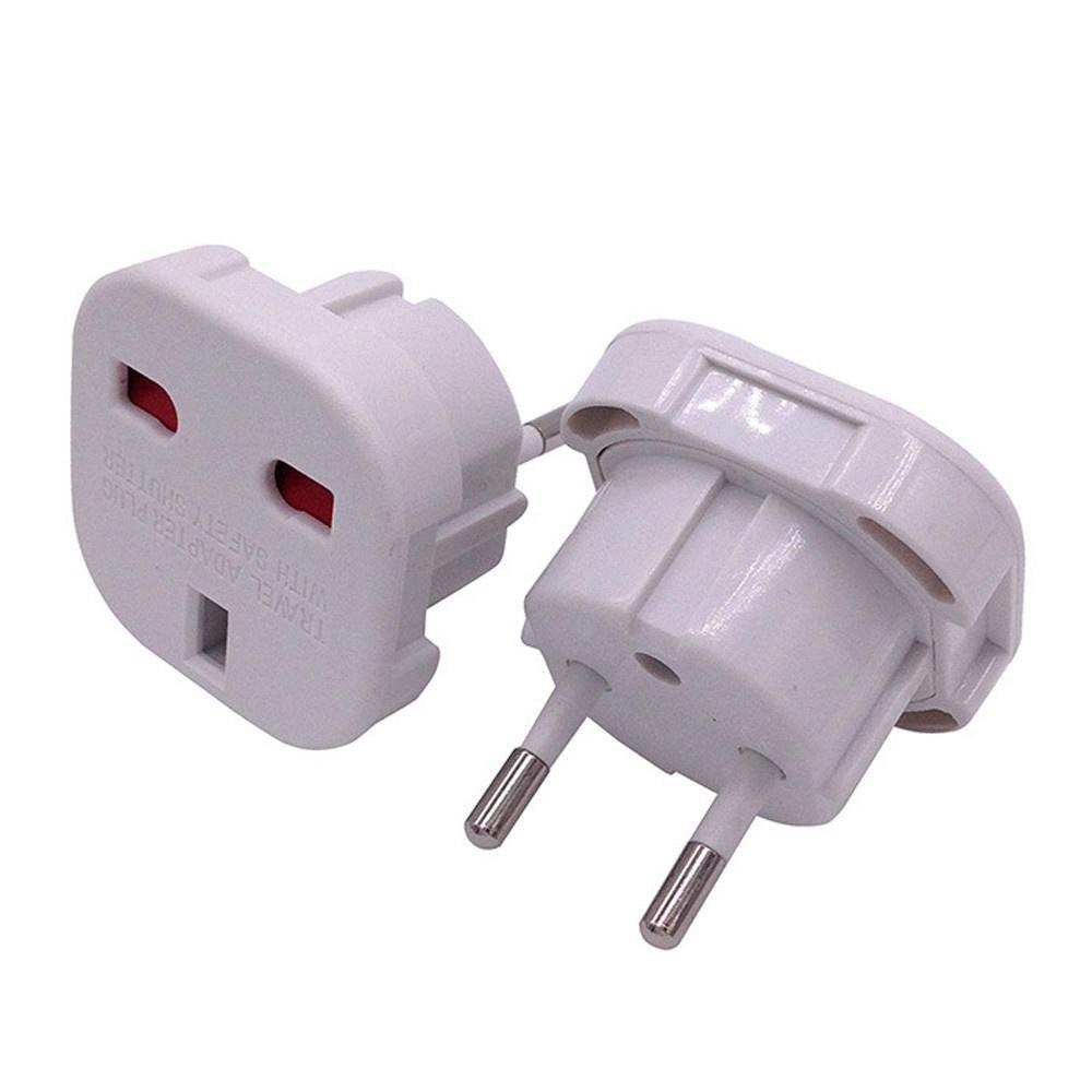 Travel Adapter Eu To Uk Uk To Eu Euro Europe European Travel Adaptor Plug 2 In 1 Adapter Travel Adapter 12v Power Supply From Miracle991 3 32 Dhgate Com
