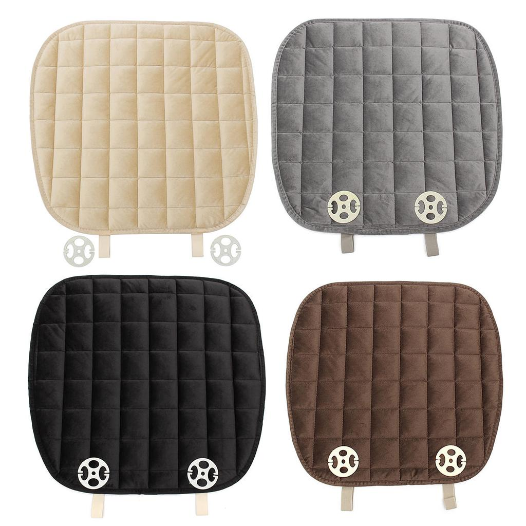 Car Seat Cover Winter Warm Seat Cushion Anti Slip Universal Front Back Chair Seat Pad For Vehicle Auto Car Seat Protector Buy At A Low Prices On Joom E Commerce Platform