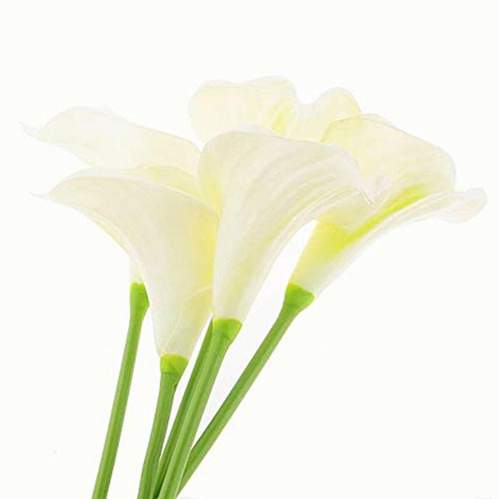 Artificial Real Touch Latex Calla Lilies Large Calla Lilie For Office Decor Ys7 Buy At A Low Prices On Joom E Commerce Platform