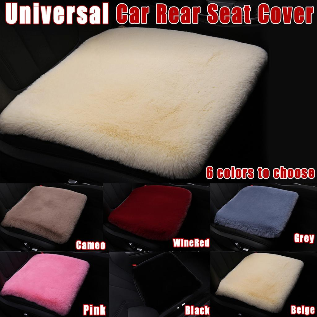 Car Seat Cover Winter Warm Seat Cushion Anti Slip Universal Front Chair Seat Pad For Vehicle Buy At A Low Prices On Joom E Commerce Platform