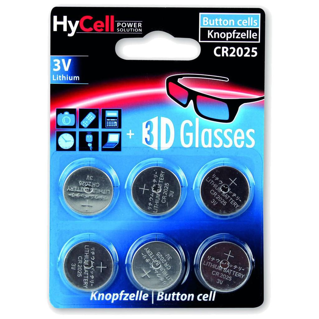 6pcs Ansmann Hycell Blister Button Cell Battery 3v Lithium Cr2025 1516 0027 Buy At A Low Prices On Joom E Commerce Platform