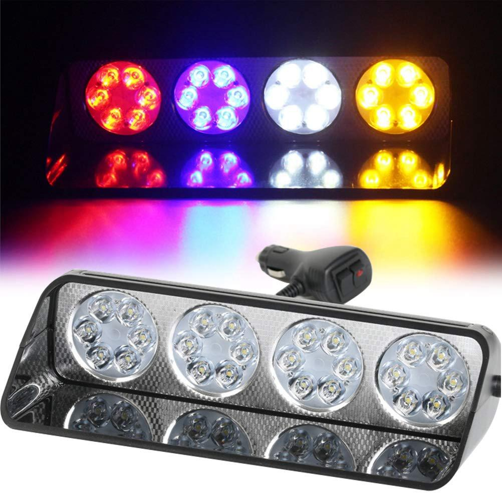 Emergency Warning Car Truck Dash Windshield Flash Strobe Light High Intensity 18 Buy At A Low Prices On Joom E Commerce Platform
