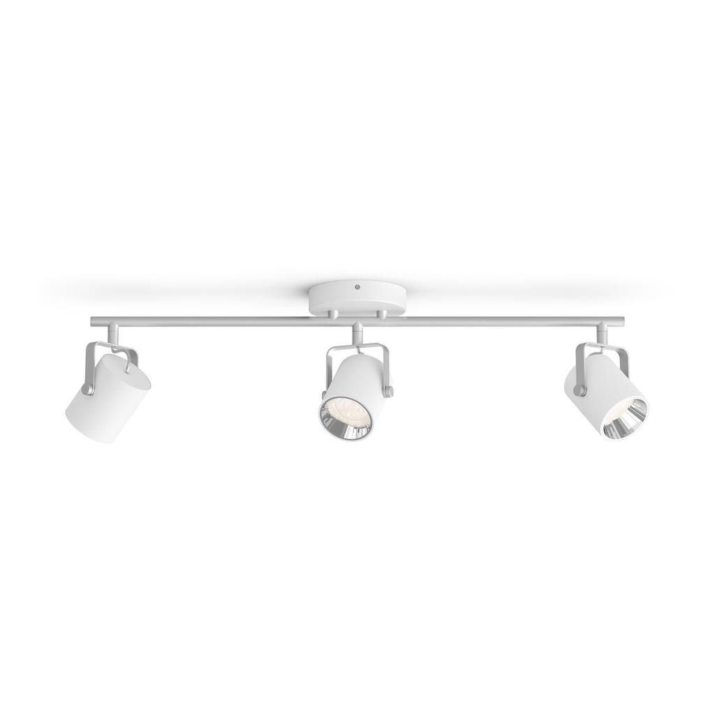 Philips Myliving 3 Byre Led White Sceneswitch Spotlights In Metal Warm White Light A Adjustable With Existing Switch Buy From 148 On Joom E Commerce Platform