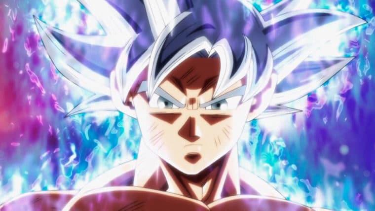 Goku Wallpaper Hd Goku E Jiren Lutar 227 O Com Todo Seu Poder No Pr 243 Ximo