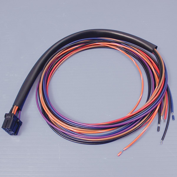 harley tail light wiring harness kits