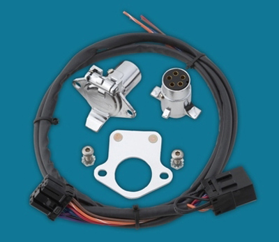 Khrome Werks Wiring Harness with 5-Pin Connector Kit - 720585