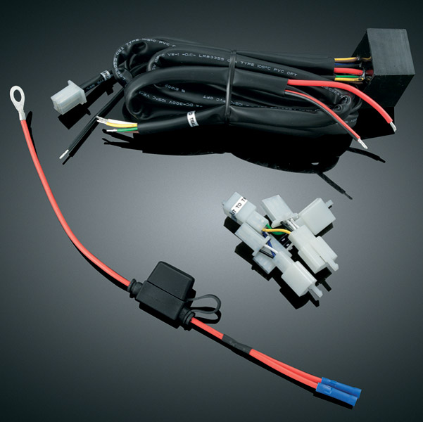 Kuryakyn Trailer Wiring Harness for GL1800 Gold Wing - 7673