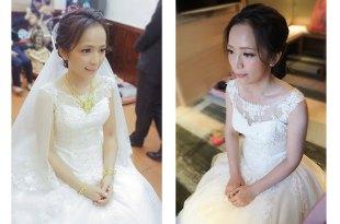 新竹新秘|韓系透亮光澤精緻底妝|新竹竹北喜來登-萬勇&媺茵婚宴