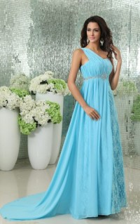 Homecoming Gown for Large Bust, Big Chest Girls Short Prom