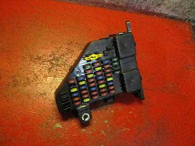 09 08 07 05 06 Hyundai Tucson interior fuse box panel 91110-2e001