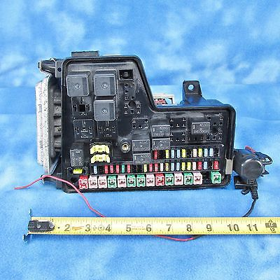 03-05 Dodge Ram 2500 Integrated Fuse Box Module 56045765AI B