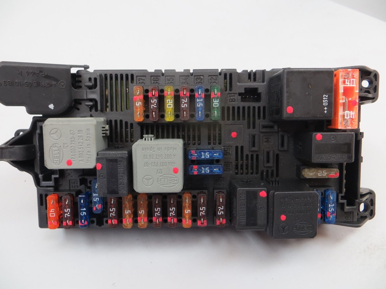 2005 Mercedes E500 Fuse Diagram Simple Wiring Detailed C230 Chart For 2003 Box Auto Electrical