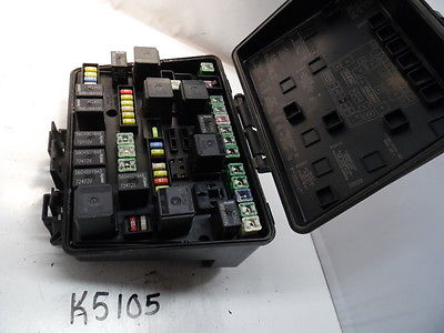 07 08 CHRYSLER PACIFICA P05082088AE FUSEBOX FUSE BOX RELAY UNIT