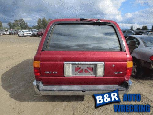 1991 Toyota 4Runner Fuse Box #22175547 , 646TO1291