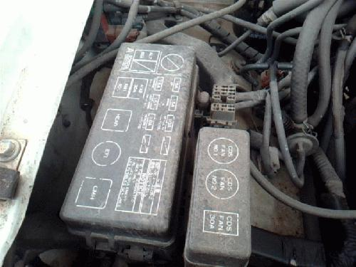 4runner Fuse Box Schematic Diagram Electronic Schematic Diagram