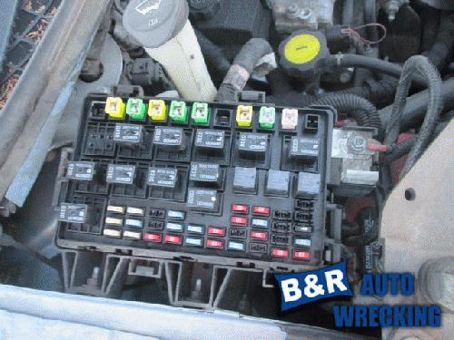 DIAGRAM 2009 Chevy Uplander Fuse Box FULL Version HD Quality Fuse