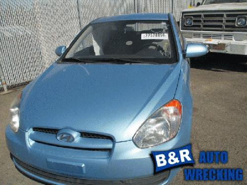 2008 Hyundai Accent Fuse Box #22032714