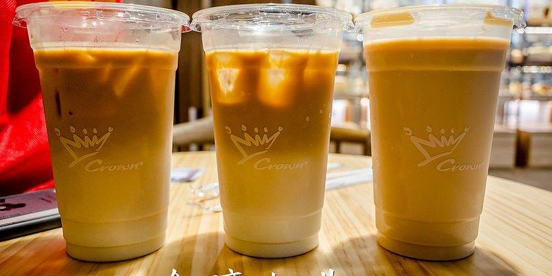 [台中。潭子區]Crown Fancy 金鑛咖啡 (潭子店)