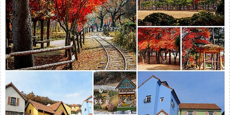 [Seoul。交通] 前往南怡島、小法國村、晨靜樹木園 的交通方式: ITX青春列車 與 加平觀光循環巴士