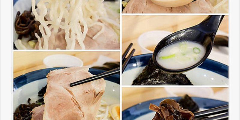 [台中。龍井] 小巷內美食~金晴川拉麵