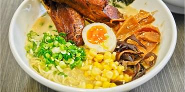 海老麵場   台中北屯崇德店。宵夜拉麵族的新選擇,獨特香濃有蝦味的海老湯頭好好喝,多款炙燒肉可選擇。