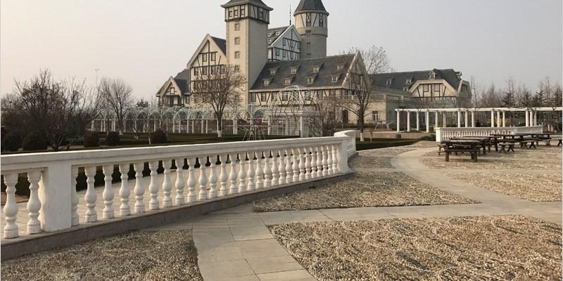 大陸山東煙台旅遊 | 張裕卡斯特酒莊-在歐風城堡的葡萄莊園裡品嚐道地香醇的美酒,探訪神祕酒窖好有趣。