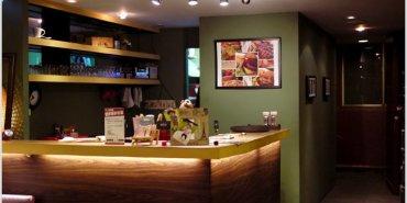 ★【台中美食】艾可先生Echo - 漢堡美食饗宴 『健行店』 @台中市北區五常街192號