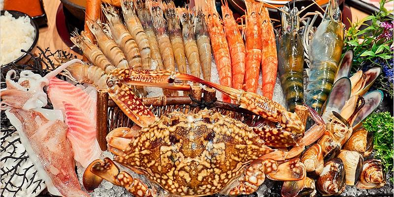 屏東火鍋店   燒瓶子。大肆の鍋(屏東環球店)-雙人巨蟹鍋豐盛食材、大肆嗑肉、飽口超滿足,CP值要爆表啦!