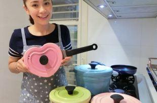 【家庭好物】柔媽咪廚房好物~德國品牌Hamptons鑽石陶瓷鍋具!