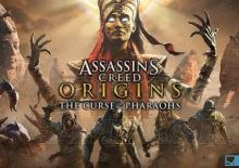 The Curse of the Pharaohs(法老诅咒)【DLC介绍】刺客教条:起源 Assassin's Creed: Origins《刺客信条起源》