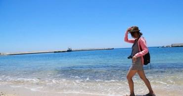 【澎湖四天三夜秘境走跳】Day3:澎湖北海秘境漂流─悠遊無人島嶼跳海、釣章魚,尋找傳說中的神祕海蝕洞