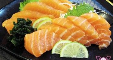 【台中美食】阿裕壽司~天天排隊的平價生魚片