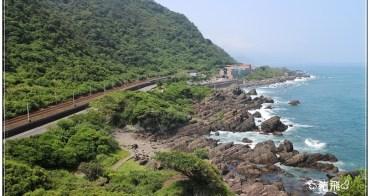 【宜蘭旅遊】頭城北關海潮公園~遠望龜山島居高臨下360度海景
