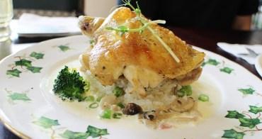 【台中美食】軟鐵英式餐廳Soft Metal~享用草悟道上英國華麗氛圍的早午餐