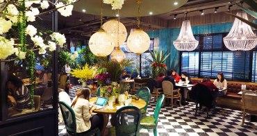【台中美食】O'IN Tea House~浮誇美景無極限!在市區打造綠意盎然的熱帶雨林花園咖啡廳,掀起IG拍照打卡新風潮