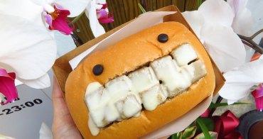 【台中西屯區】新開幕hello burger~逢甲夜市有小怪獸出沒!鹹的甜的怪獸造型漢堡,你要吃哪個?